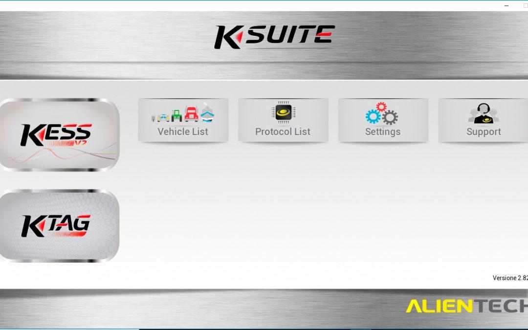 Відео. Приклади використання програми Ksuite від Alientech