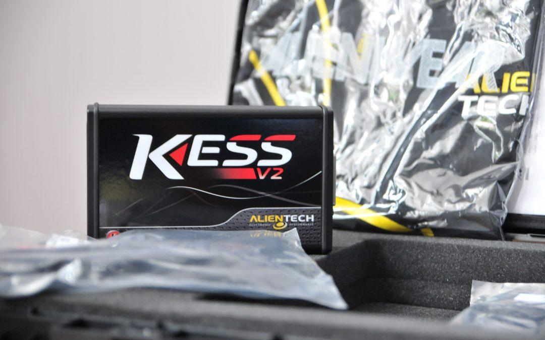 Відео. Зчитування – запис файлів прошивок з допомогою Kess V2 від Alientech