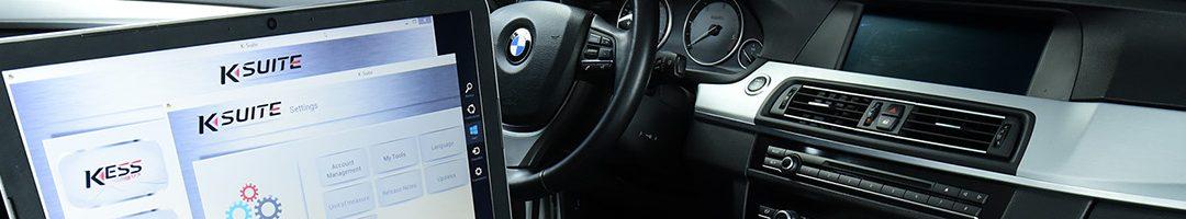 Kess v2 BMW и Mini через OBD