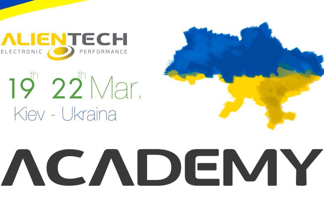 Увага! Оновлена інформація про навчальний курс Alientech Academy в Україні.